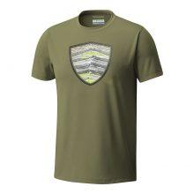 חולצה לגברים - Frazier's Beach S/S Tee - Columbia