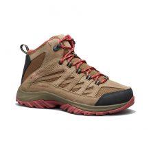 נעליים לנשים - Crestwood Mid Waterproof W - Columbia