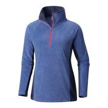 חולצת מיקרו-פליס לנשים - Glacial 4 Half Zip - Columbia