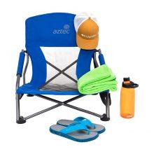 כיסא חוף ושטח - Coppola - Aztec