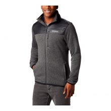 מעיל פליס לגברים - Canyon Point Sweater Fleece F/Z - Columbia
