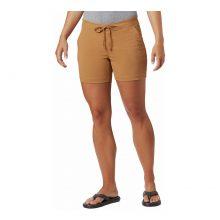 מכנסי טיולים קצרים לנשים - Anytime Outdoor Short - Columbia