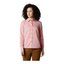 חולצה ארוכה לנשים - Canyon L/S Shirt - Mountain Hardwear
