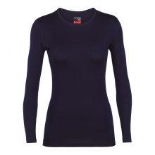 חולצה תרמית ארוכה לנשים - W 260 Tech L/S Crewe - Icebreaker